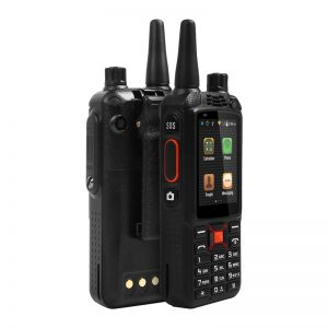 ALPS F22 + Zello PTT Walkie Talkie Phone 3500mAh Battery 2.4Inch Touch Screen Dual Camera Dual SIM Card Phone Standard