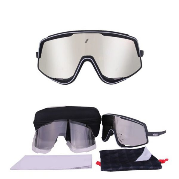 Cycling Glasses Mountain Bicycle Road Bike Sport Sunglasses Eyewear Goggles