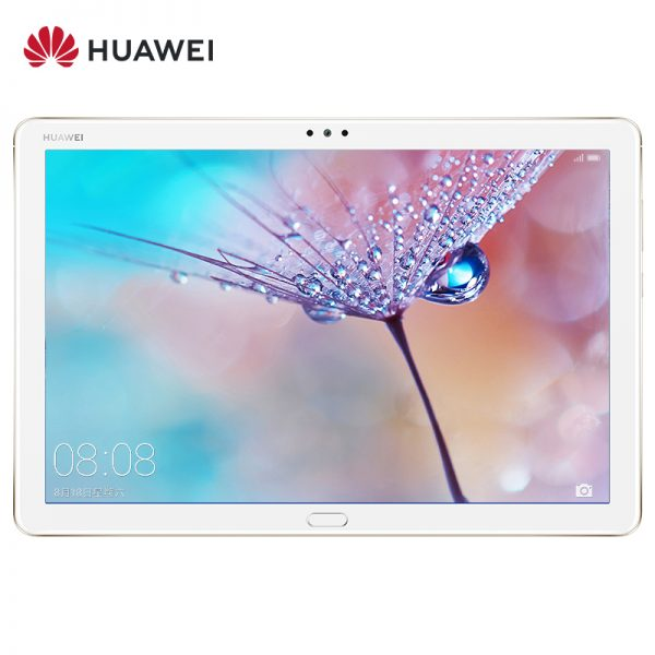 HUAWEI MediaPad M5 lite 10.1 inch 4GB 64GB HUAWEI M5 lite Tablet PC Android 8.0 Fingerprint Champagne gold_4GB+64GB WiFi version