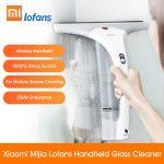 Xiaomi Lofans Electric Glass Handheld Cleaner Window Car Desktop Cleaning Machine Wireless Suction Brush white 1