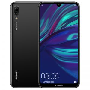 "Global Rom Huawei Enjoy 9 Mobile Phone 6.26"""" 3+32GB Huawei Y7 Pro 2019 Smartphone 4000mAh Magic Night Black"