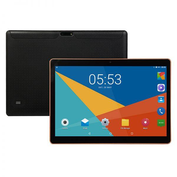 "10.1""""  IPS Display Screen Plastic 3G Android 5.1 Tablet Phone European Plug Black 2G+32G"
