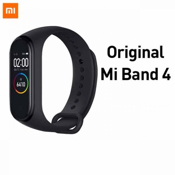 Mi Band 4 The Avengers Fitness Tracker OTA Upgrade Timer Countdown Weather Forecast Smart Wristband Version Millet bracelet 4