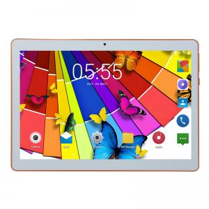"10.1""""  IPS Display Screen Plastic 3G Android 5.1 Tablet Phone European Plug White 1G+16G"