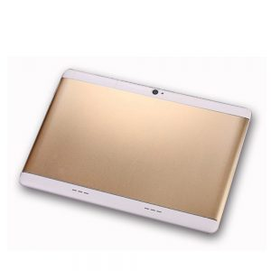"10.1"""" IPS Display 1GB RAM+16GB ROM 4000mAh 3G Call Flat PC Gold (EU Plug)"