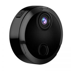Mini Wifi IP Camera HD 1080P Infrared Night Vision Micro Network Camcorder