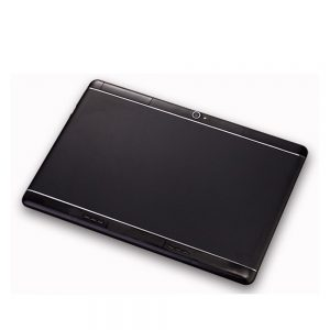 3G Call Tab PC - IPS Display, MT6580 Quad-Core, 1GB RAM 16GB ROM, 30W Camera, Changeable - Black, EU PLUG